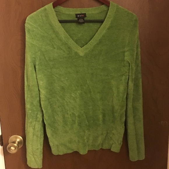 Vintage Sweaters - Evie Fuzzy Soft Sweater